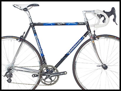 Tommasini Bicycle – Style and Passion